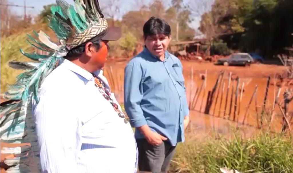 Capo Guarani del Brasile   Indios brasileiros, Povos
